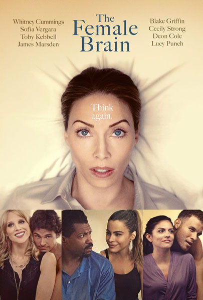 Female Brain, The (2017) - Movie Poster