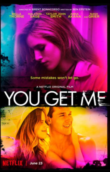 You Get Me (2017) - Movie Poster