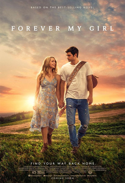 Forever My Girl (2017) - Movie Poster