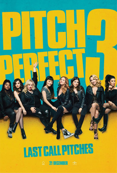 Pitch Perfect 3 (2017) - Movie Poster