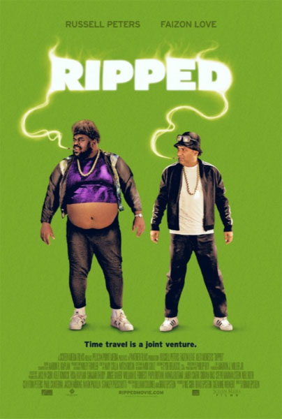Ripped (2017) - Movie Poster