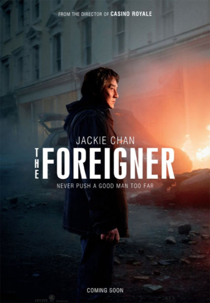 The Foreigner (2017) - Movie Poster