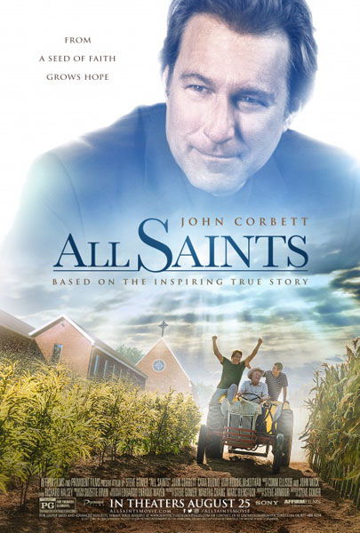 All Saints (2017) - Movie Poster