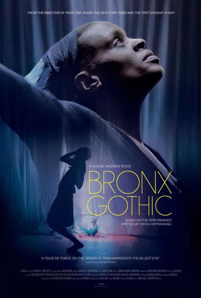 Bronx Gothic (2017) - Movie Poster