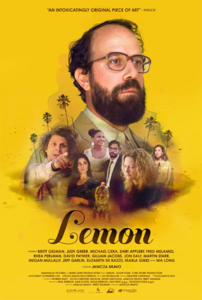 Lemon (2017) - Movie Poster