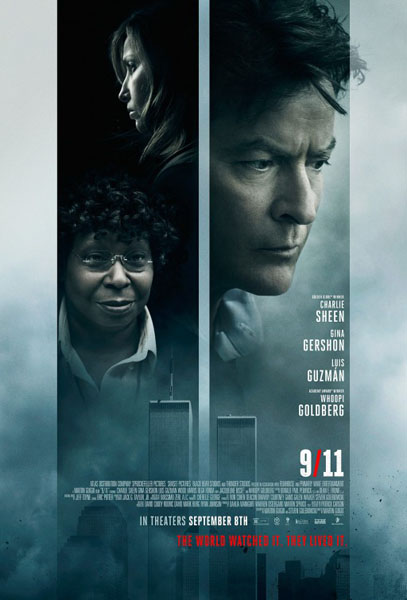 9/11 (2017) - Movie Poster