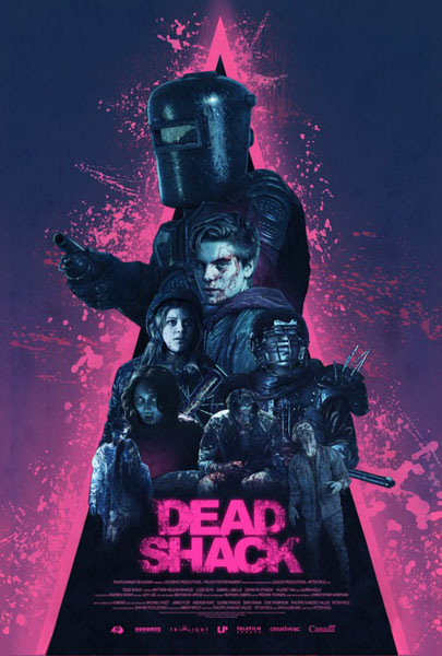 Dead Shack (2017) - Movie Poster