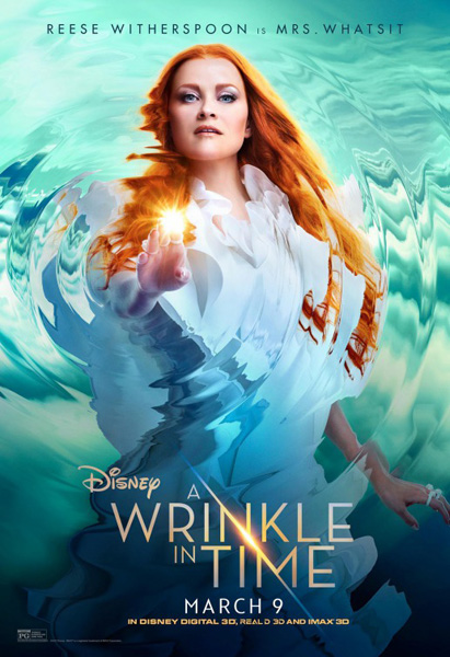 A Wrinkle in Time (2018) - Movie poster