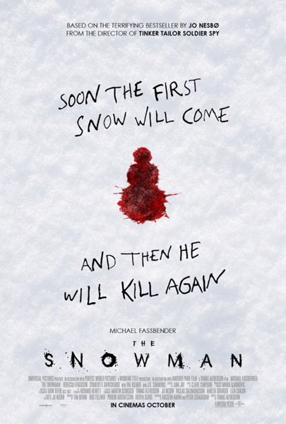 The Snowman (2017) - Movie Poster