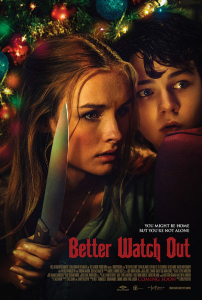 Better Watch Out (2016) - Movie Poster