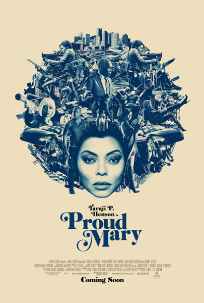Proud Mary (2018) - Movie Poster