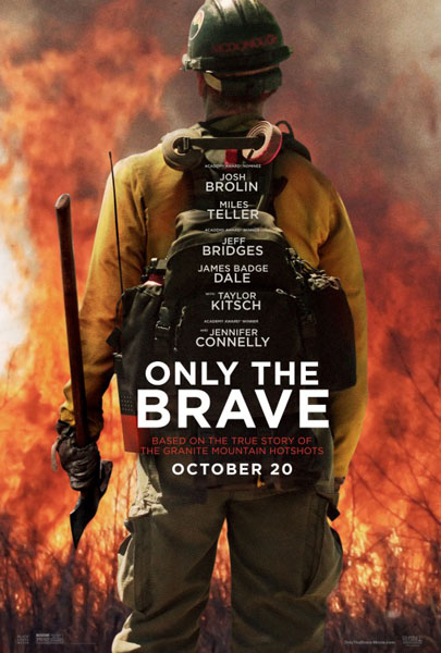 Only the Brave (2017) - Movie Poster