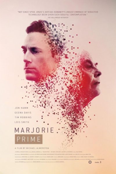 Marjorie Prime (2017) - Movie Poster
