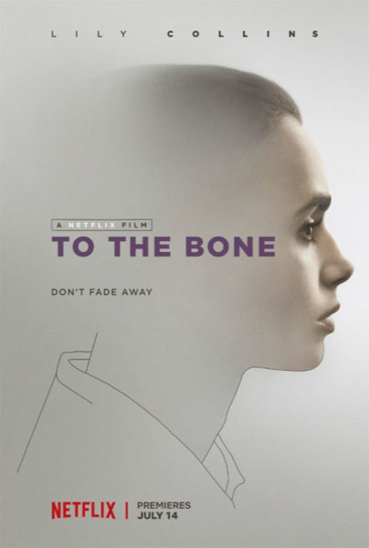 To the Bone (2017) - Movie Poster