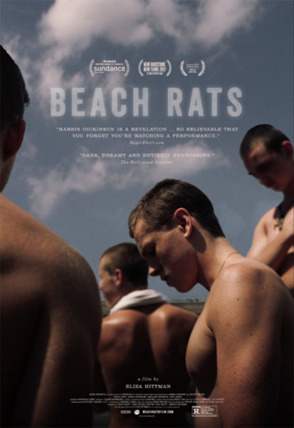 Beach Rats (2017) - Movie Poster