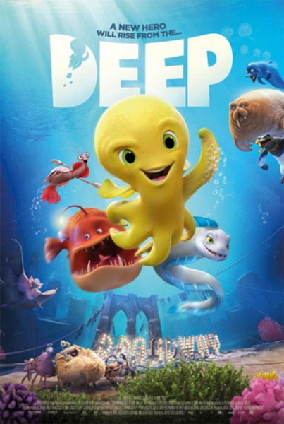 Deep (2017) - Movie Poster
