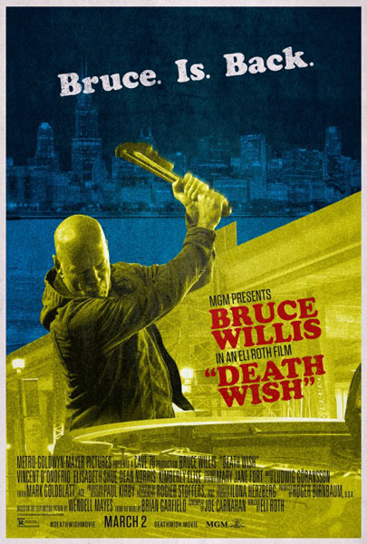 Death Wish (2017) - Movie Poster