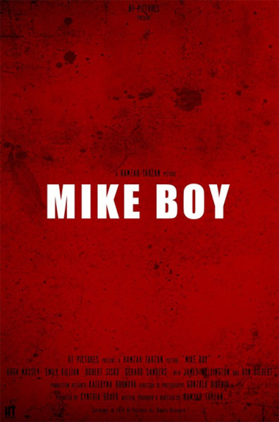 Mike Boy (2017) - Movie Poster