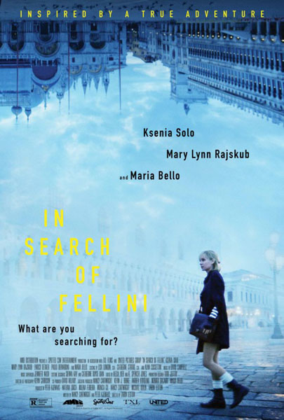 In Search of Fellini (2017) - Movie Poster