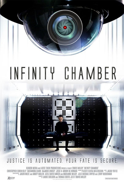 Infinity Chamber (2016) - Movie Poster