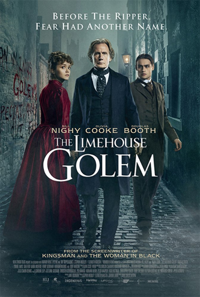 The Limehouse Golem (2016) - Movie Poster