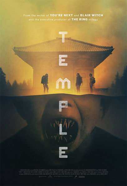Temple (2017) - Movie Poster