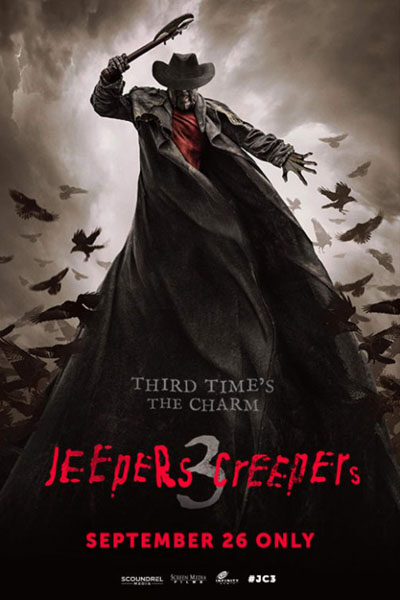 Jeepers Creepers III (2017) - Movie Poster