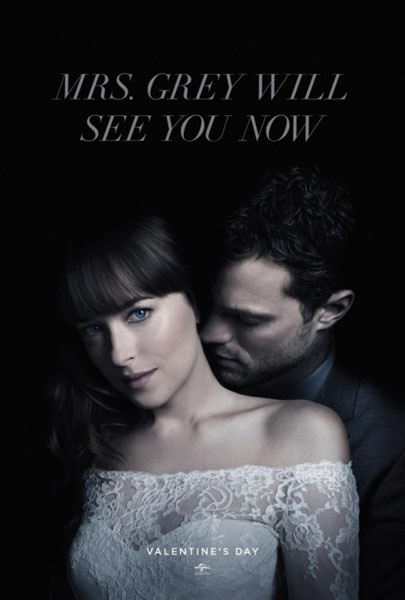 Fifty Shades Freed (2018) - Movie Poster