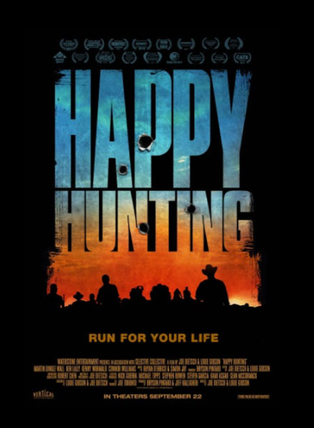 Happy Hunting (2017) - Movie Poster