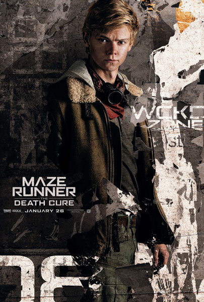 Maze Runner: The Death Cure (2018) - Movie Poster