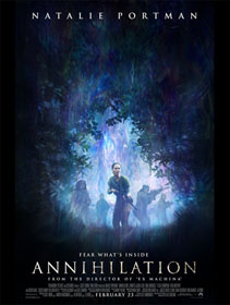 Annihilation (2018) - Movie Poster