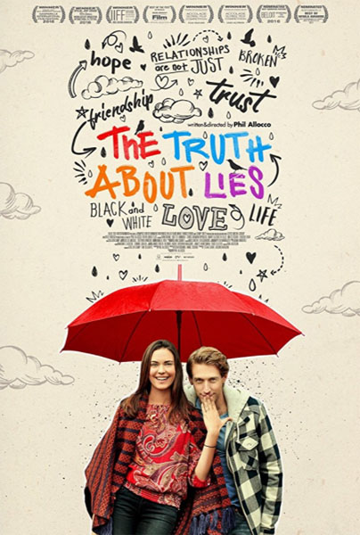 Truth About Lies (2017) - Movie Poster
