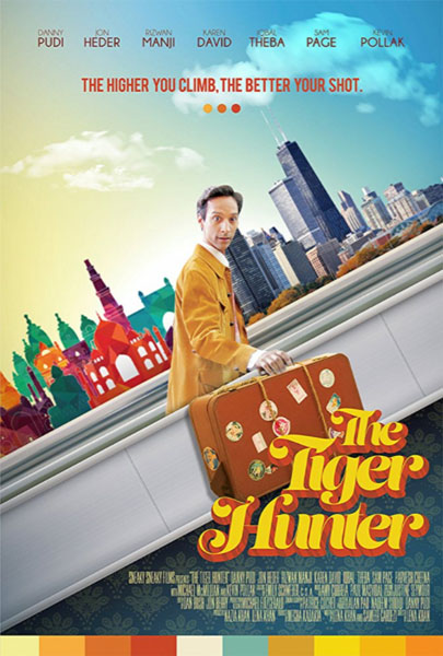 The Tiger Hunter (2016) - Movie Poster