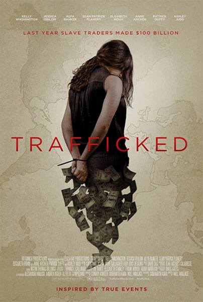 Trafficked (2017) - Movie Poster