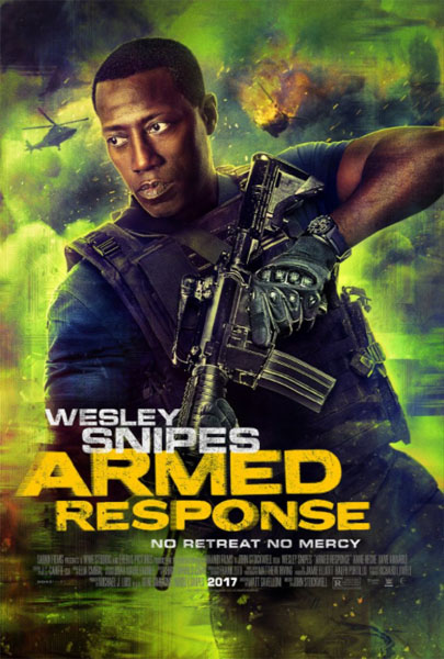 Armed Response (2017) - Movie Poster