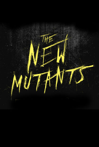 The New Mutants (2018) - Movie Poster