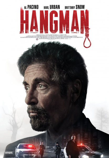 Hangman (2017) - Movie Poster