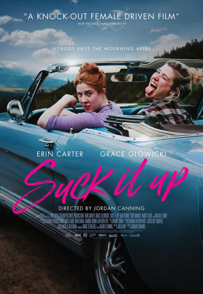 Suck It Up (2017) - Movie Poster