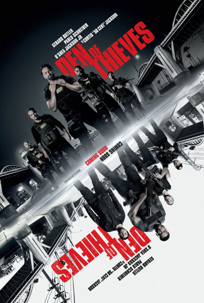 Den of Thieves (2018) - Movie Poster