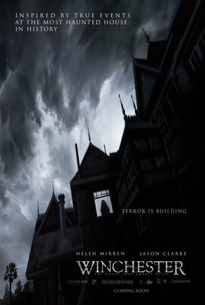 Winchester: The House That Ghosts Built (2018) - Movie Poster