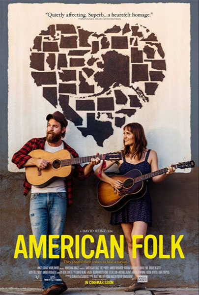 American Folk (2017) - Movie Poster
