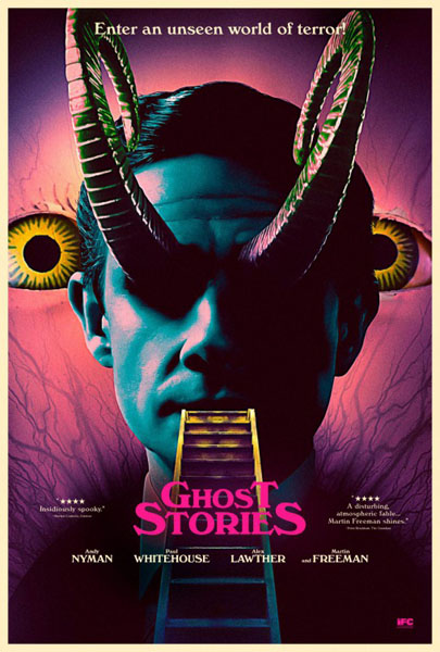 Ghost Stories (2017) - Movie Poster