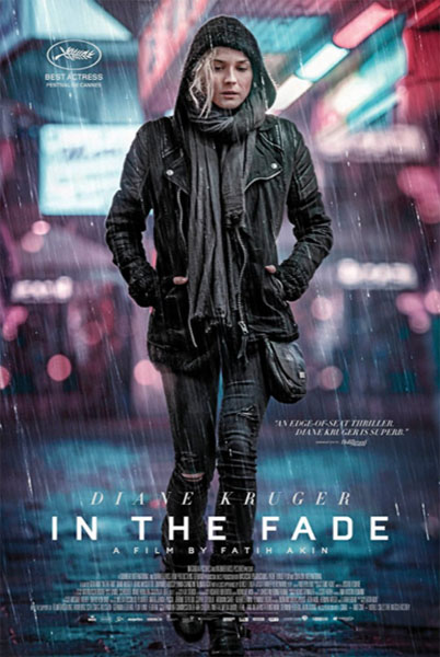 In the Fade (2017) - Movie Poster