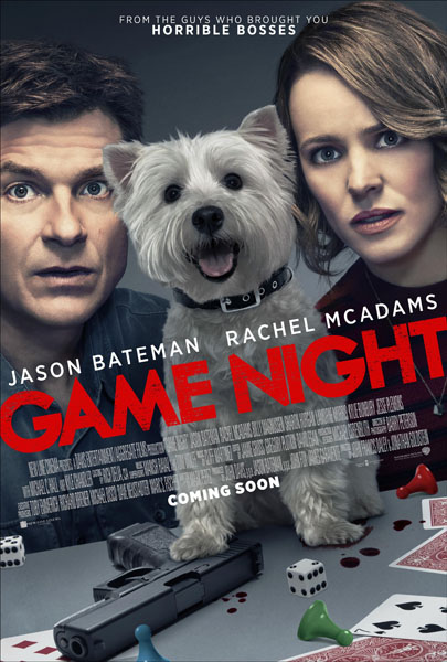 Game Night (2018) - Movie Poster