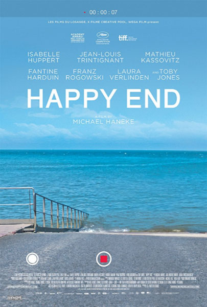 Happy End (2017) - Movie Poster