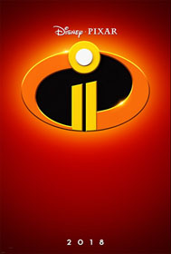 Incredibles 2 (2018) - Movie Poster