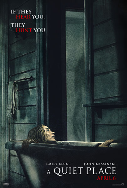 A Quiet Place (2018) - Movie Poster