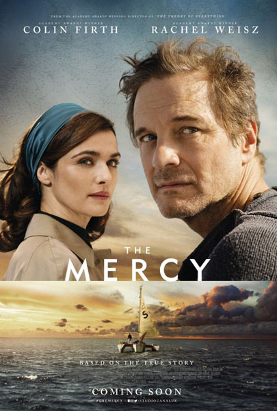 The Mercy (2017) - Movie Poster