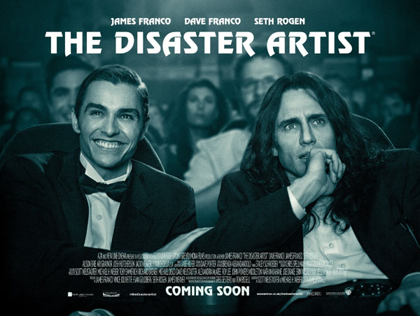 The Disaster Artist (2017) - Movie Poster