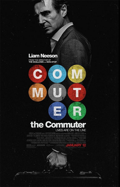 The Commuter (2018) - Movie Poster